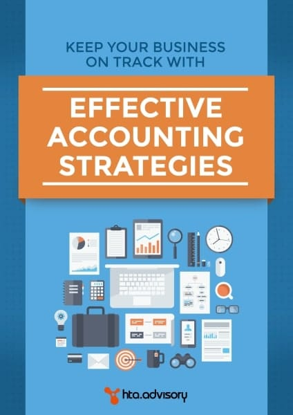 HTA Ebook - Keep Your Business on Track with Effective Accounting Strategies