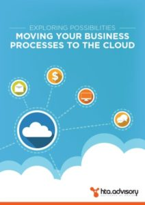 HTA eBook - Moving Your Business Processes To The Cloud